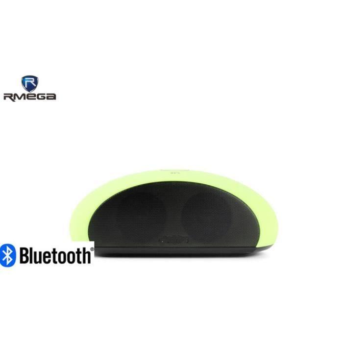 Rmega pour ext rieur bluetooth mini carte d 39 enceinte sans for Enceinte bluetooth exterieur