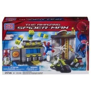 Spiderman 4 le rep re de l 39 homme l zard achat vente - Les jeux de spiderman 4 ...