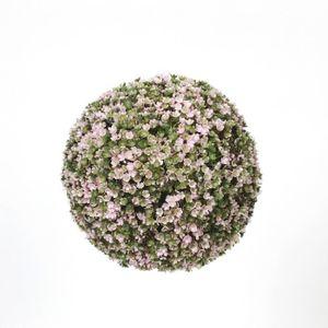Plante artificielle de balcon achat vente plante for Boule de buis artificiel 50 cm pas cher