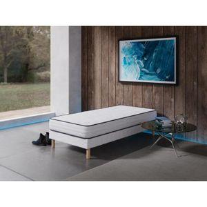 lit enfant 90x190 avec sommier et matelas achat vente lit enfant 90x190 avec sommier et. Black Bedroom Furniture Sets. Home Design Ideas