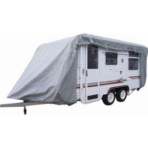 BÂCHE DE PROTECTION Housse protection caravane Taille L