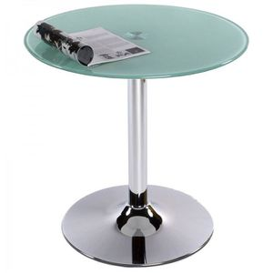 Table ronde en verre extensible achat vente table - Table ronde en verre pas cher ...