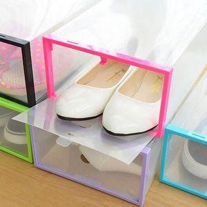 boite en plastiques rangement chaussures achat vente boite en plastiques rangement. Black Bedroom Furniture Sets. Home Design Ideas