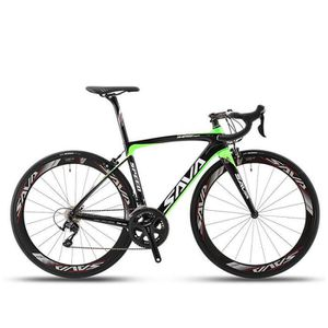 VÉLO DE COURSE - ROUTE SAVA HERD5.0 700C route vélo 2x11 vitesse Fibre de