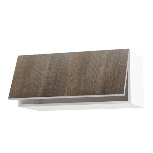 meuble cuisine mural 80cm 1 porte relevante 80x achat vente l ments haut et bas meuble. Black Bedroom Furniture Sets. Home Design Ideas
