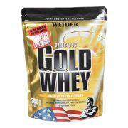 PRODUIT DE SÈCHE WEIDER GOLD WHEY Vanille 500 g NTT