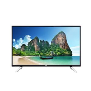 HAIER LDH40V150 TV LED Full HD 102 cm (40'') - 3 x HDMI - Classe énergétique A+