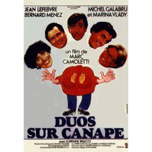 Films jean lefebvre achat vente blu ray et dvd jean for Duos sur canape