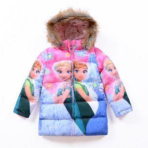 manteau reine des neiges achat vente manteau reine des neiges pas cher soldes cdiscount. Black Bedroom Furniture Sets. Home Design Ideas