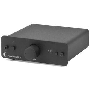 Préamplificateur PHONO BOX USB Variable DC