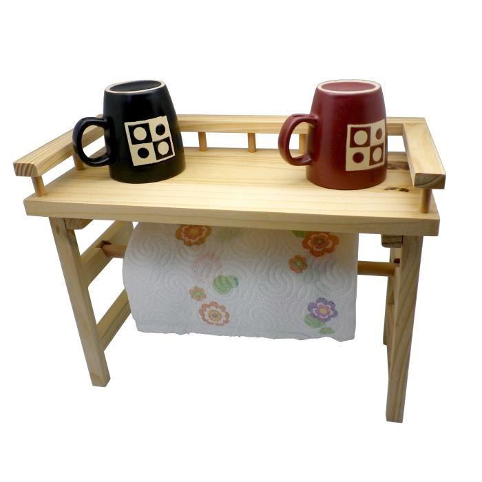 organiseur de cuisine d rouleur de papier essuie tout. Black Bedroom Furniture Sets. Home Design Ideas