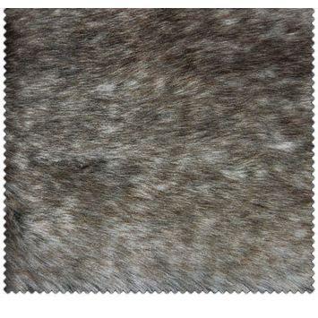 tissu fausse fourrure renard du d sert achat vente. Black Bedroom Furniture Sets. Home Design Ideas