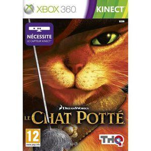 JEUX XBOX 360 LE CHAT POTTE KINECT / Jeu console X360