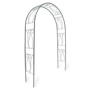 arceaux pour plantes grimpantes achat vente arceaux pour plantes grimpantes pas cher cdiscount. Black Bedroom Furniture Sets. Home Design Ideas