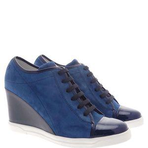 BASKET Samsonite Sneakers Femme Blue