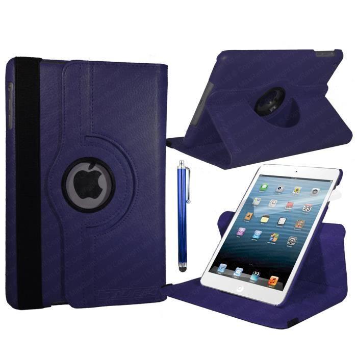 Stuff4 housse bleu pour apple ipad 2 3 4 prix for Housse pour ipad 3