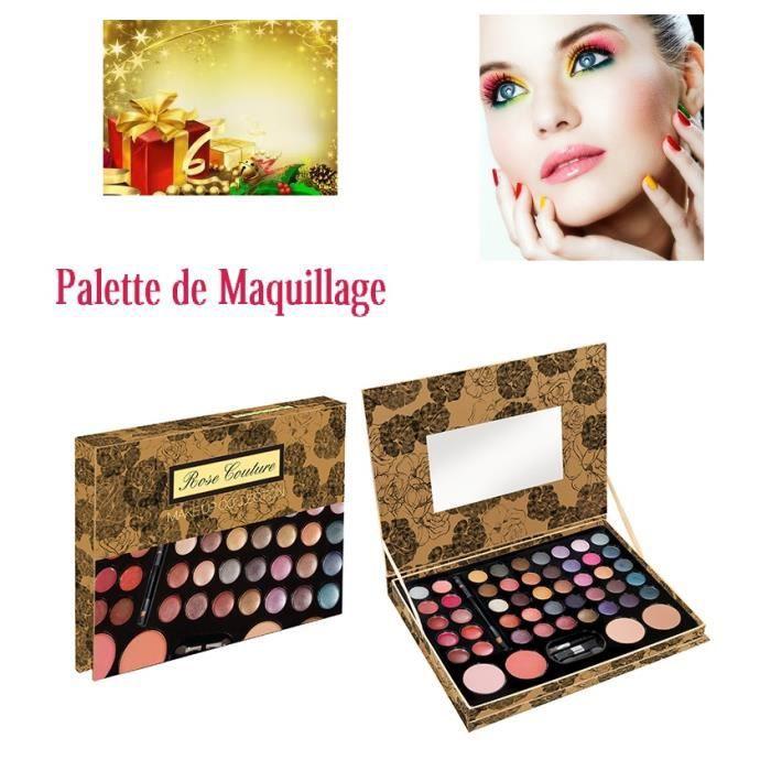 coffret palette de maquillage achat vente palette de maquillage coffret palette de maquilla. Black Bedroom Furniture Sets. Home Design Ideas
