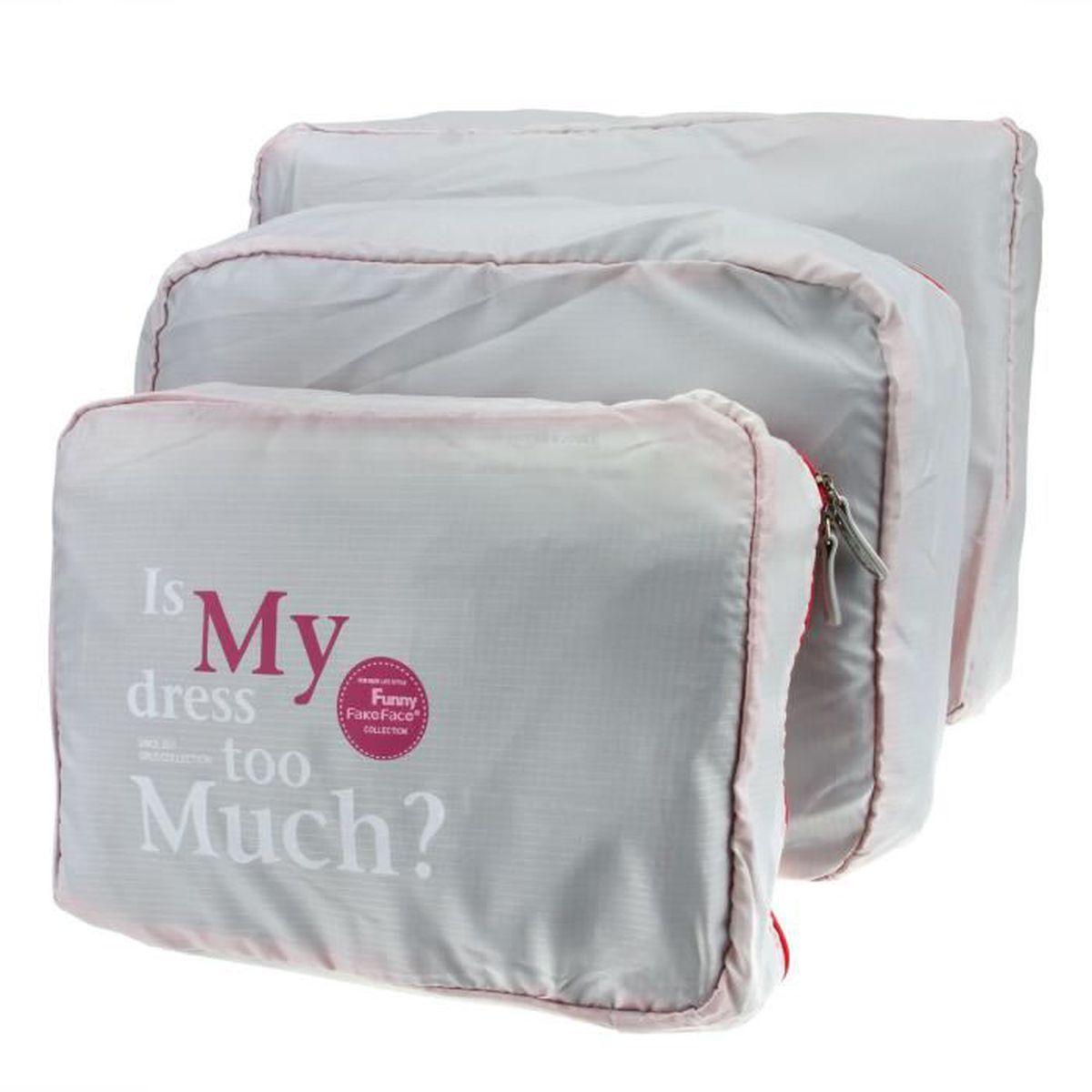 organisateur de bagage sac de rangement v tement semi creux stockage couverture voyage bagage. Black Bedroom Furniture Sets. Home Design Ideas