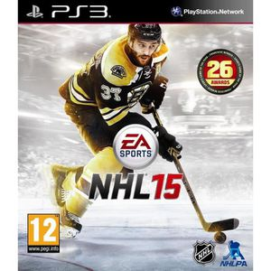 JEU PS3 NHL 15 Jeu PS3