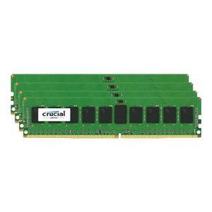 MÉMOIRE RAM Crucial Kit 32Go DDR4 2133MHz CL15