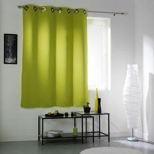 rideaux occultants hauteur 180 achat vente rideaux occultants hauteur 180 pas cher les. Black Bedroom Furniture Sets. Home Design Ideas
