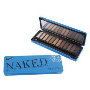PALETTE DE MAQUILLAGE  Palette de Maquillage Naked Nudes 13pcs - Gloss