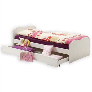 lit gigogne avec rangement achat vente lit gigogne avec rangement pas cher cdiscount. Black Bedroom Furniture Sets. Home Design Ideas