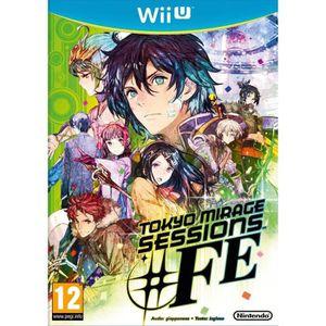 JEUX WII U Tokyo Mirage Sessions Jeu Wii U