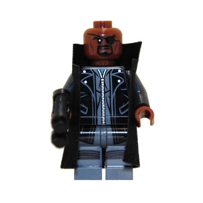 The gallery for --> Lego Avengers Nick Fury
