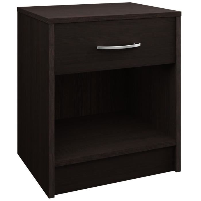 table chevet hauteur 50 cm. Black Bedroom Furniture Sets. Home Design Ideas