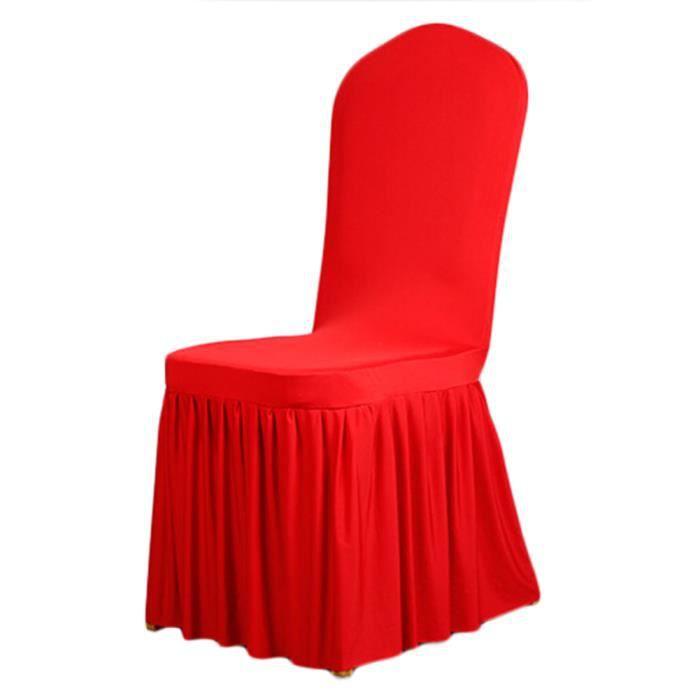 Housses de chaises en spandex pour mariage anniversaire - Housse de chaise spandex ...