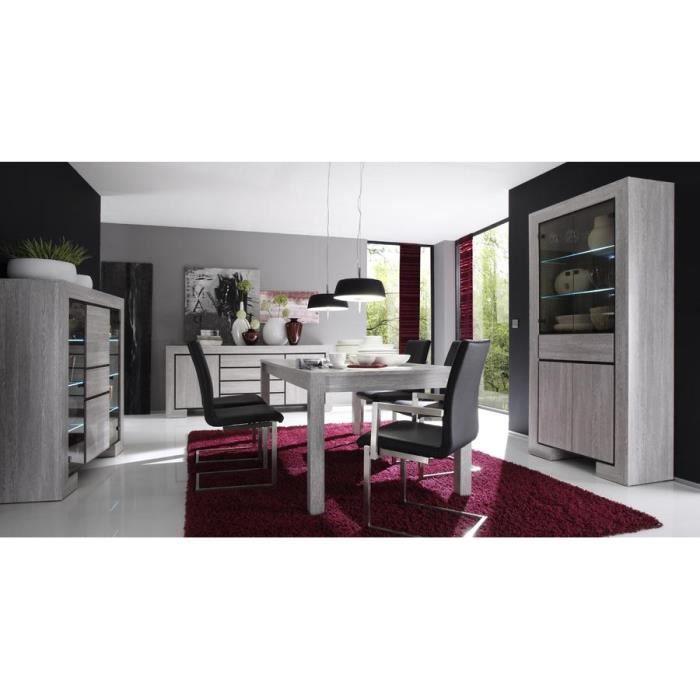 Offre lot salon salle a manger 6 meubles ref cuba for Meuble salle a manger salon