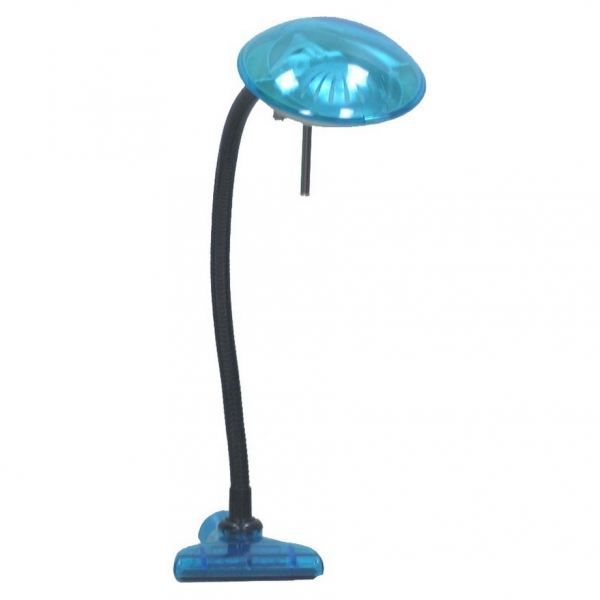 lampe pince gambier couleur turquoise achat vente. Black Bedroom Furniture Sets. Home Design Ideas