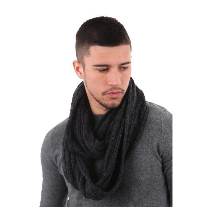 foulard tubulaire homme. Black Bedroom Furniture Sets. Home Design Ideas
