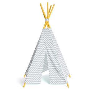Notre super tipi tepee tente enfant ecolo chambre ou for Tente enfant exterieur
