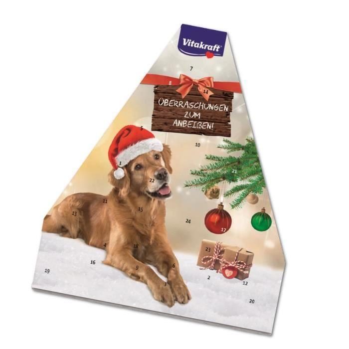 Vitakraft calendrier de l 39 avent pour chien achat - Calendrier de l avent pour chien ...