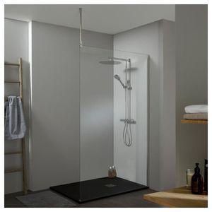 fixation paroi de douche achat vente fixation paroi de douche pas cher cdiscount. Black Bedroom Furniture Sets. Home Design Ideas