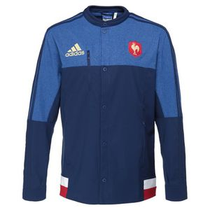 MAILLOT DE RUGBY ADIDAS Maillot Manches longues Rugby XV France FFR