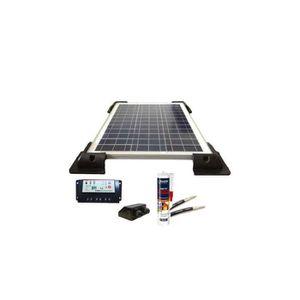 kit solaire pour camping car bateau 150w achat vente kit photovoltaique cdiscount. Black Bedroom Furniture Sets. Home Design Ideas