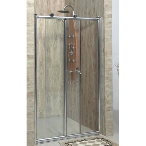 porte de douche coulissante olivia 100 cm achat vente douche receveur porte de douche. Black Bedroom Furniture Sets. Home Design Ideas