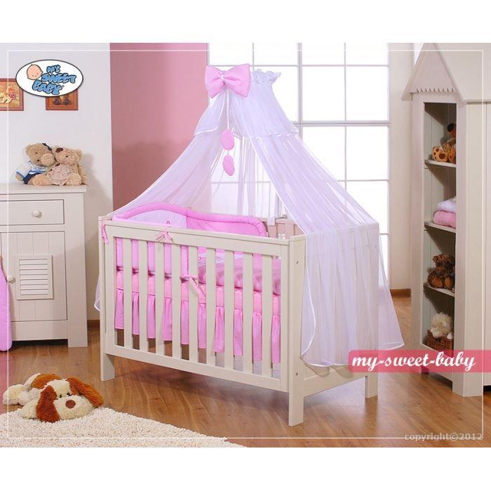 parure de lit b b 5 pcs 70x140cm achat vente parure de lit b b parure de lit b b 5 pcs 70. Black Bedroom Furniture Sets. Home Design Ideas