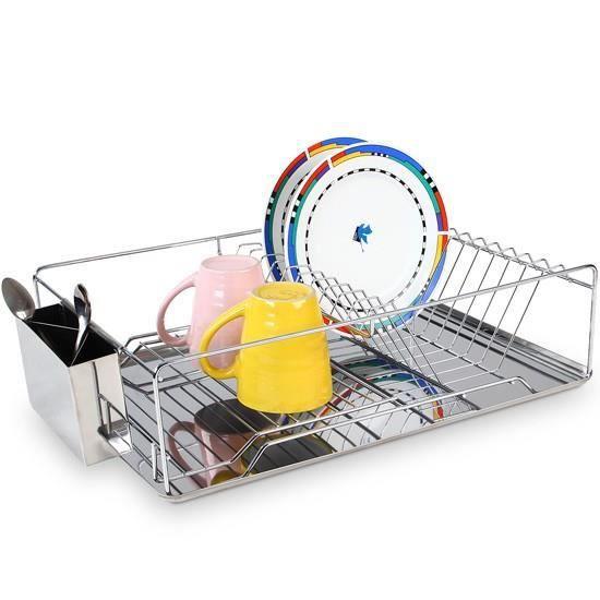 gouttoir pour vaisselle en acier inoxydable achat vente egouttoir couverts gouttoir pour. Black Bedroom Furniture Sets. Home Design Ideas