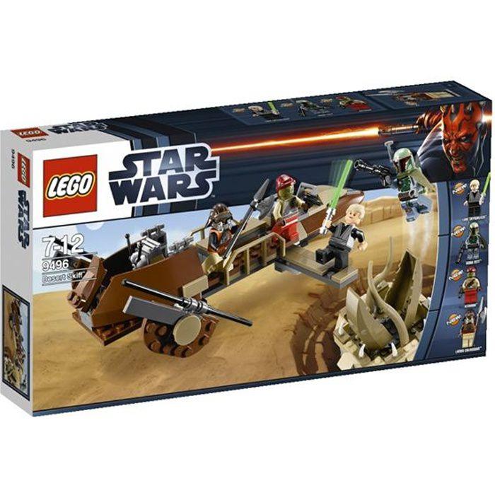 Lego star wars le desert skiff