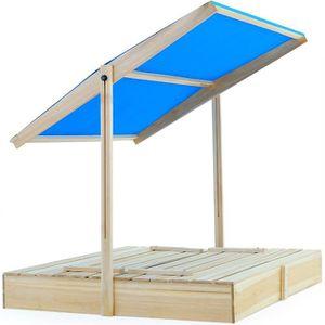 bac a sable bois achat vente jeux et jouets pas chers. Black Bedroom Furniture Sets. Home Design Ideas