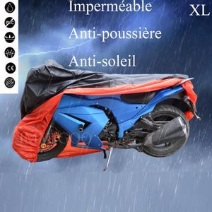 BÂCHE DE PROTECTION XL 225*105*125cm COUVERTURE Housse Bâche de Protec