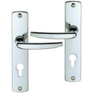 Poignee de porte d entree exterieure achat vente for Poignee porte d entree exterieure