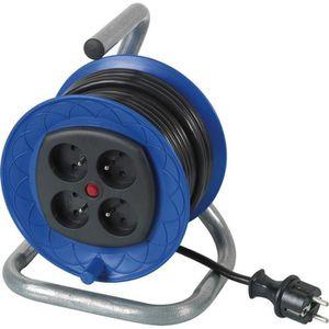ENROULEUR Enrouleur rallonge électrique 15 m - 900/3500 W