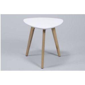 petit meuble appoint laque blanc - achat / vente petit meuble ... - Petit Meuble D Appoint Design