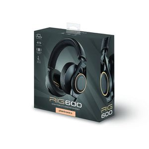 CASQUE - ÉCOUTEUR AUDIO Plantronics RIG 600 PS4 / Xbox One