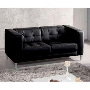 canape capitonne 2 places achat vente canape capitonne. Black Bedroom Furniture Sets. Home Design Ideas